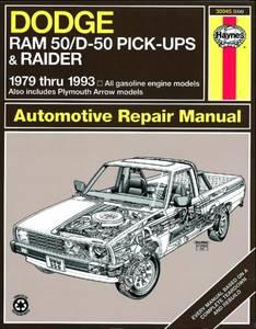 Bilde av Dodge Ram 50/D50 Pick-up and