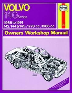 Bilde av Haynes Volvo 142, 144 and 145