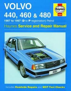 Bilde av Haynes Volvo 440, 460 and 480