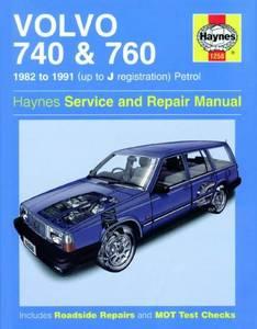Bilde av Haynes Volvo 740 and 760 Petrol