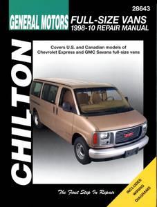 Bilde av General Motors Full Size Vans