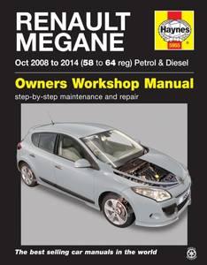 Bilde av Renault Megane (Oct '08-'14)