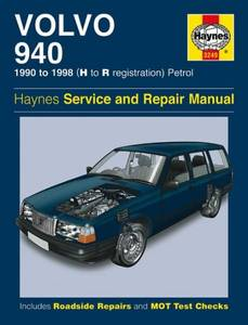Bilde av Haynes Volvo 940 Petrol (90 -