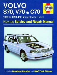 Bilde av Haynes Volvo S70, V70 and C70