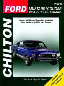 Bilde av Ford Mustang/Cougar (64 - 73)