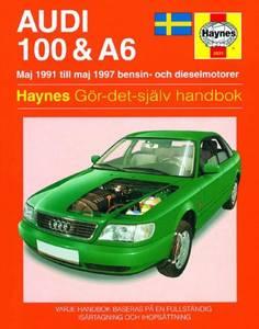 Bilde av Audi 100 & A6 (maj 91 - maj 97)