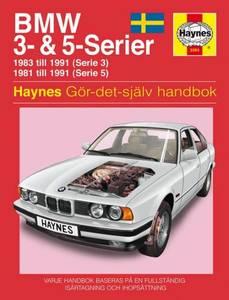 Bilde av BMW 3- & 5-serier (81 - 91)