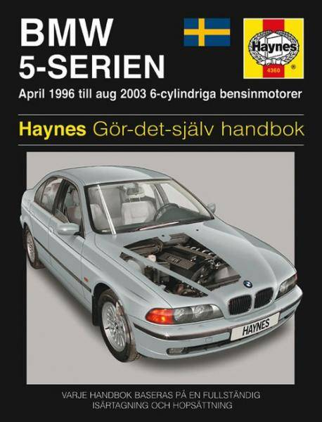 BMW 5-Serie (96 - 03) 5-serie (E39)