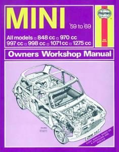 Bilde av Mini (59 - 69) up to H, Haynes