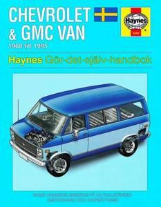 Bilde av Chevrolet & GMC Van (68 - 95)