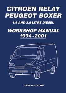 Bilde av Citroen Relay & Peugeot Boxer