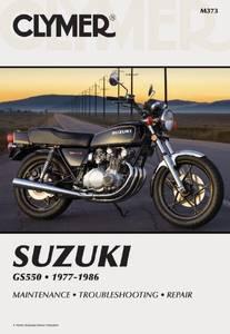 Bilde av Clymer Manuals Suzuki GS550