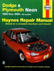 Bilde av Dodge and Plymouth Neon (95 -