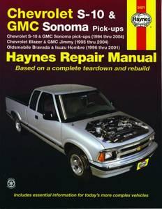 Bilde av Haynes reparasjonshåndbok