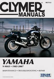 Bilde av Clymer Manuals Yamaha V-Max