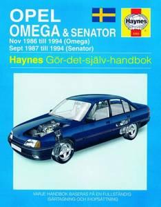 Bilde av Opel Omega & Senator (86 - 94)