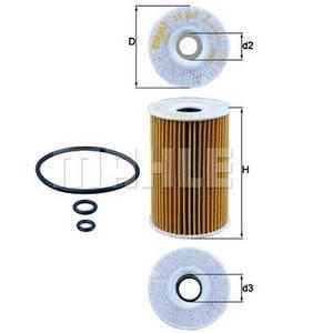 Bilde av Oljefilter 2.0 TDI