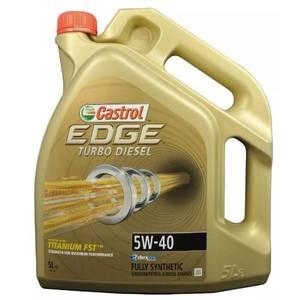 Bilde av 5W40 Castrol Edge 5L Titanum FST
