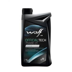 Bilde av Wolf 75W80 ZF Official Tech