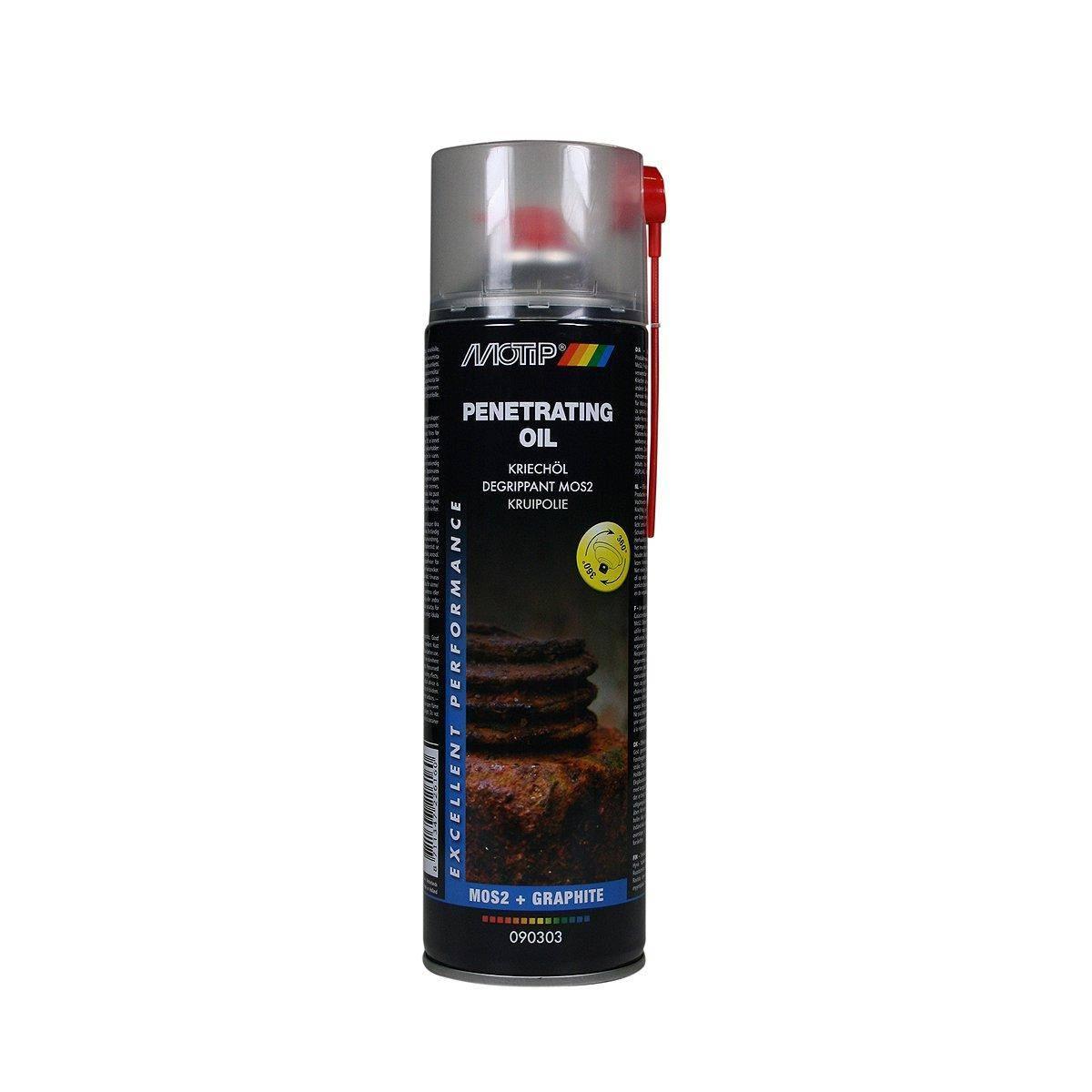 Penetrating oil Motip 500ml spray