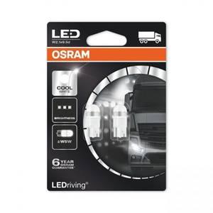 Bilde av T10 | OSRAM LED 24V | 6000K