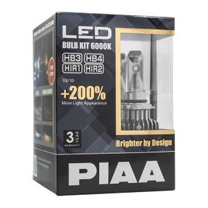 Bilde av HB3/HB4/HIR1/HIR2 | PIAA GEN2 LED OPPGRADERING