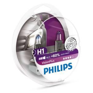 Bilde av H1 | PHILIPS VISIONPLUS +60%