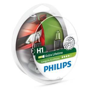 Bilde av H1 | PHILIPS LONGLIFE ECOVISION