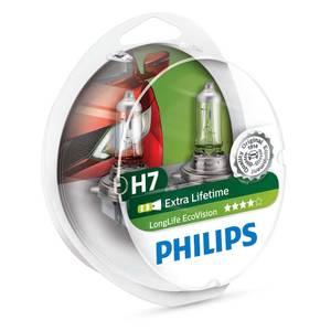 Bilde av H7   PHILIPS LONGLIFE ECOVISION