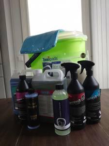 Bilde av Komplett vaskepakke