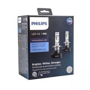 Bilde av H4   PHILIPS X-TREME ULTINON LED