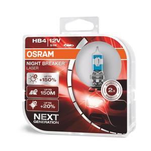 Bilde av HB4 | OSRAM NIGHT BREAKER LASER +150% | NEXT