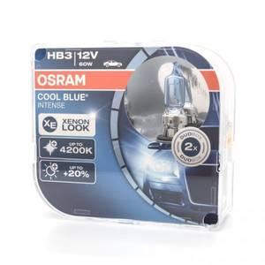 Bilde av HB3   OSRAM COOL BLUE INTENSE