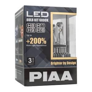 Bilde av H8/H9/H11/H16 | PIAA GEN2 LED OPPGRADERING