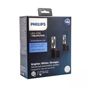 Bilde av H8/H11/H16 | PHILIPS X-TREME ULTINON LED