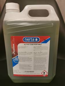 Bilde av Nerta Active Foam Perfumed 5L