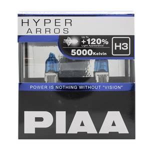 Bilde av H3   PIAA HYPER ARROS 5000K