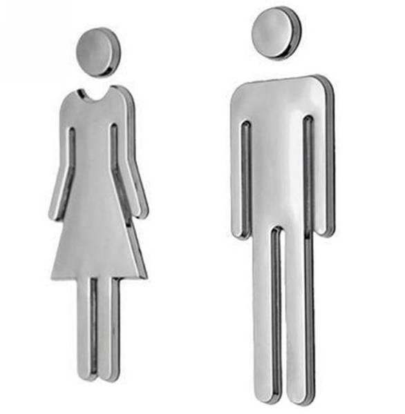 Bilde av Toalettskilt