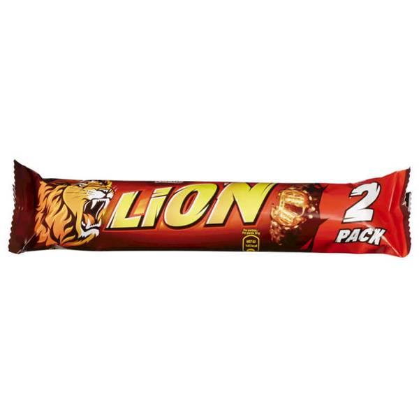 Bilde av Lion 2pk -60g