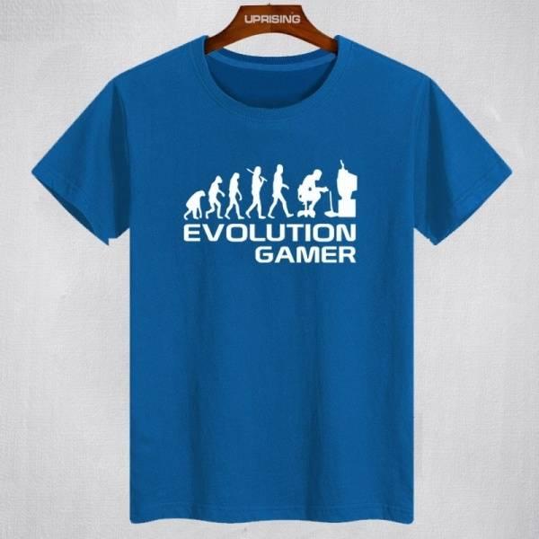 Bilde av Gaming T-skjorte (2) - Flere Farger