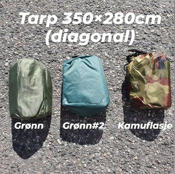 Bilde av Tarp- Regnbeskytter -Flere Farger & Størrelser