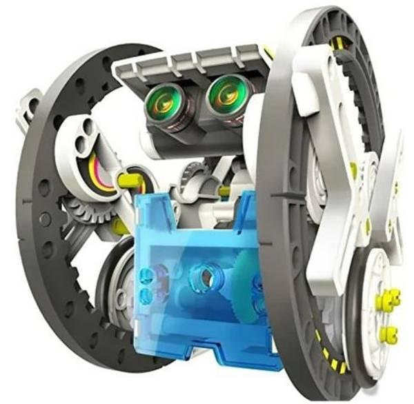 Solcelle robot sett 13i1