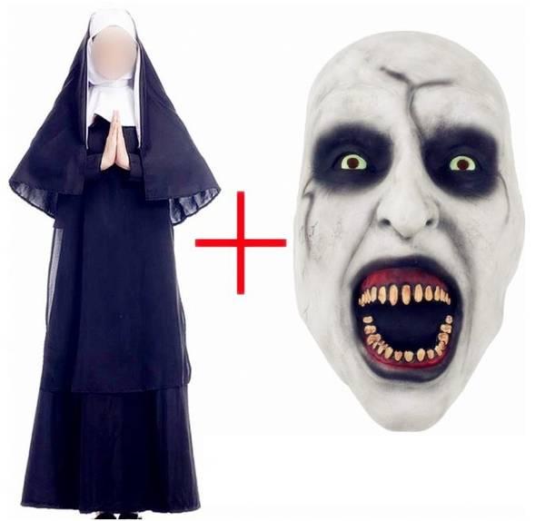 Bilde av The Nun- Maske/Kostyme