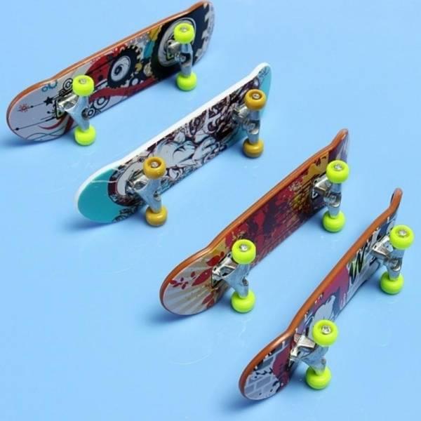 Bilde av Fidget-Finger-Skateboard