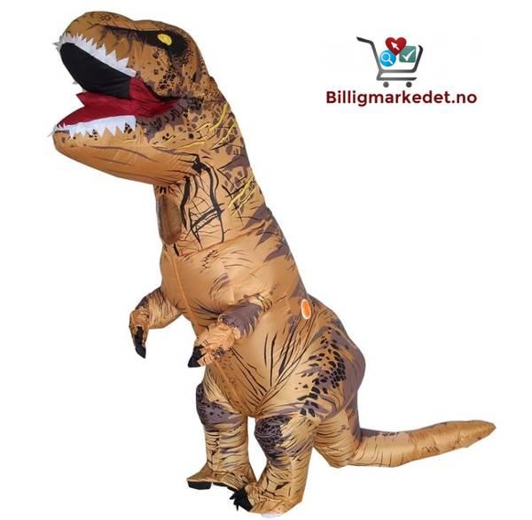 Bilde av Oppblåsbart T-Rex Kostyme