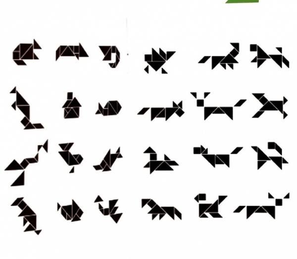 Bilde av IQ - Puzzle