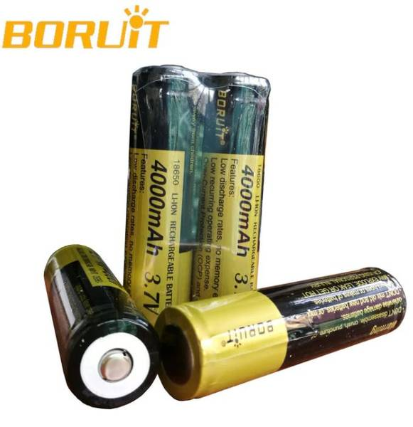 Boruit B21 - Kraftig Hodelykt- Flere Farger