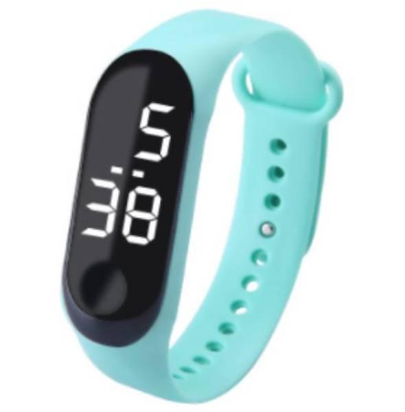 Digital Armbåndsklokke - Mange Ulike Farger