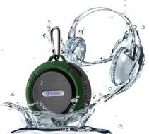 Vanntett Bluetooth Høyttaler -Flere Farger