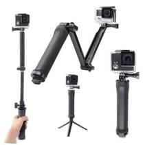 3-Veis Stang/Stativ For GoPro Kameraer